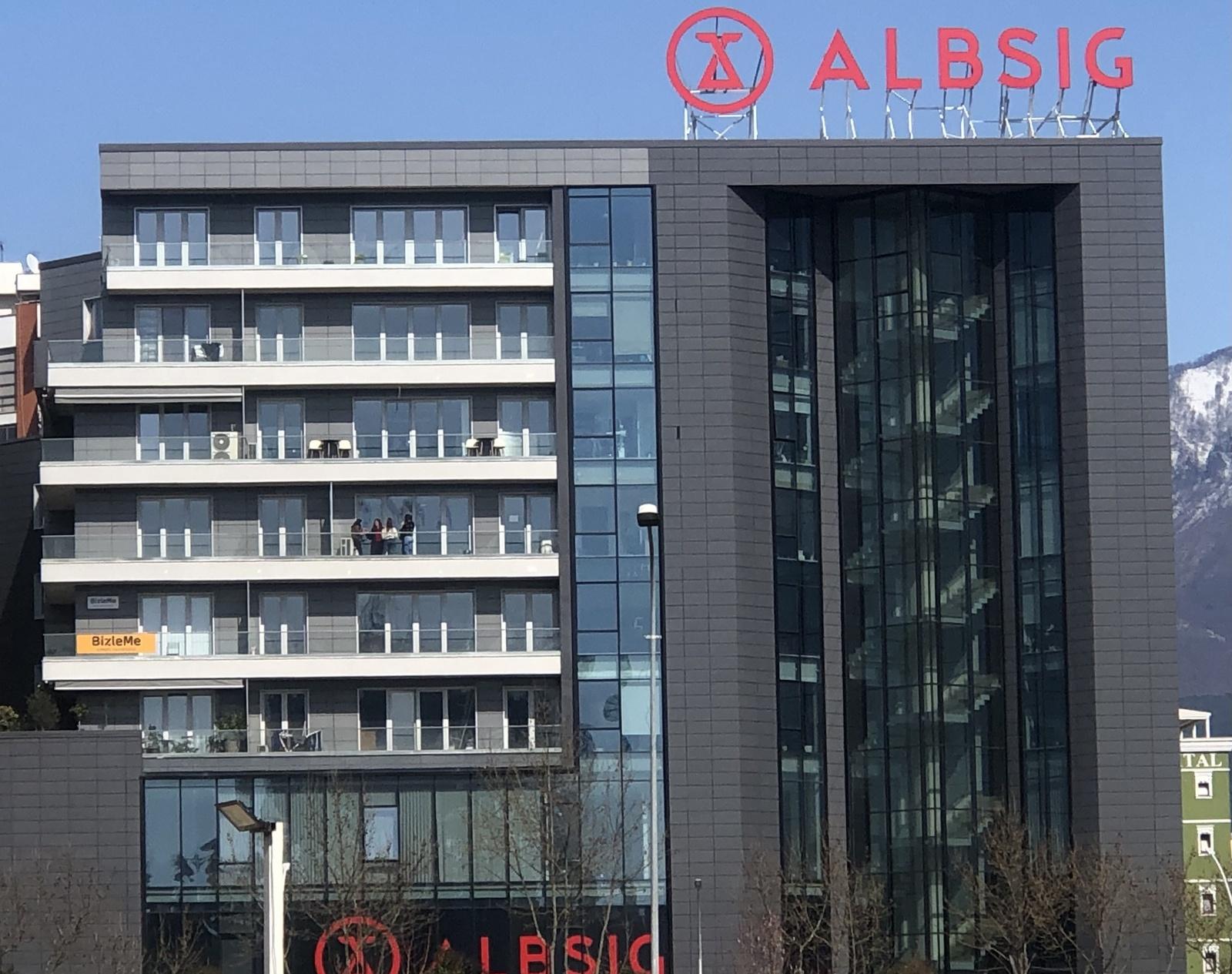 Turdiu Albsig Center